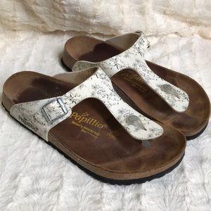 Papillio licensed by birkenstock sandals